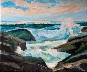 'Rocky Shore'