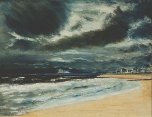 Lyme Regis Front Beach -