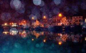 Reflections - Weymouth Harbour