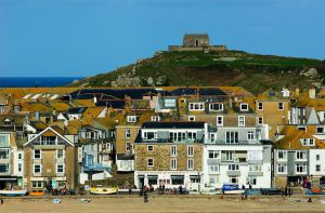 St Ives - Harbour Front.