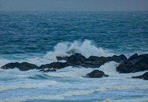 Storm Wave - Photo Art.