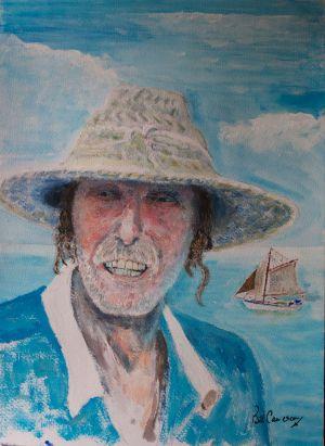 John Smith - Mermaid Captain - circa 2010.