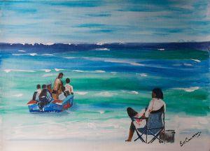 Beach Party - Return Home.