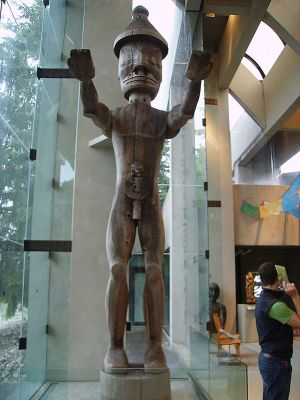 First Nation Museum - Vancouver.